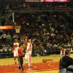 Chicago Bulls Game at The United Center