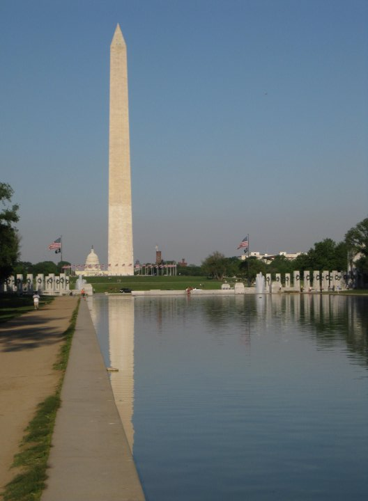national mall - Now living near Washington D.C. in Arlington, Virginia