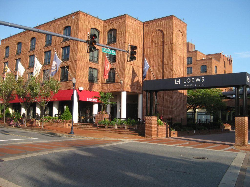 Loews Hotel Annapolis Street