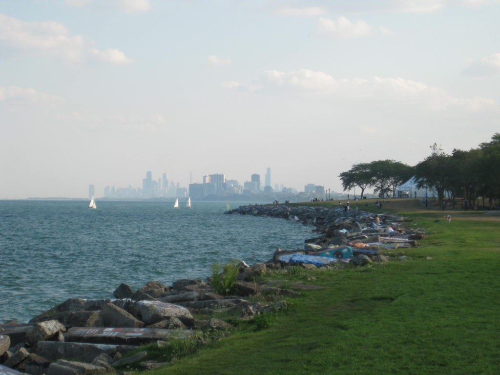 Northwestern LakeFill Chicago
