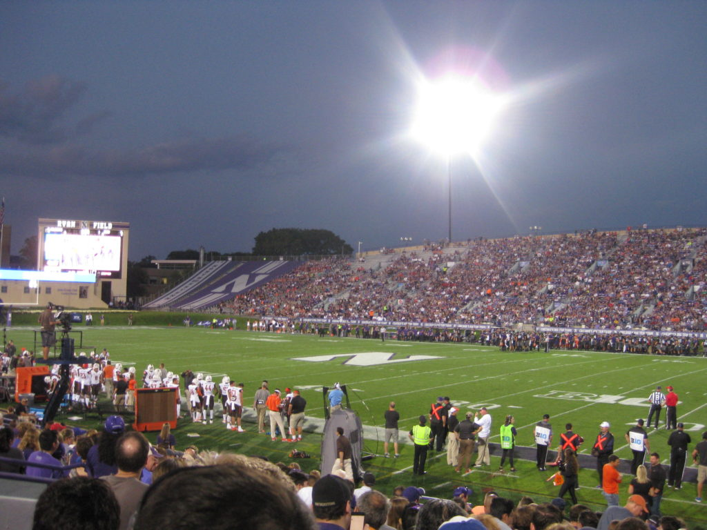 Northwestern Bowling Green Football
