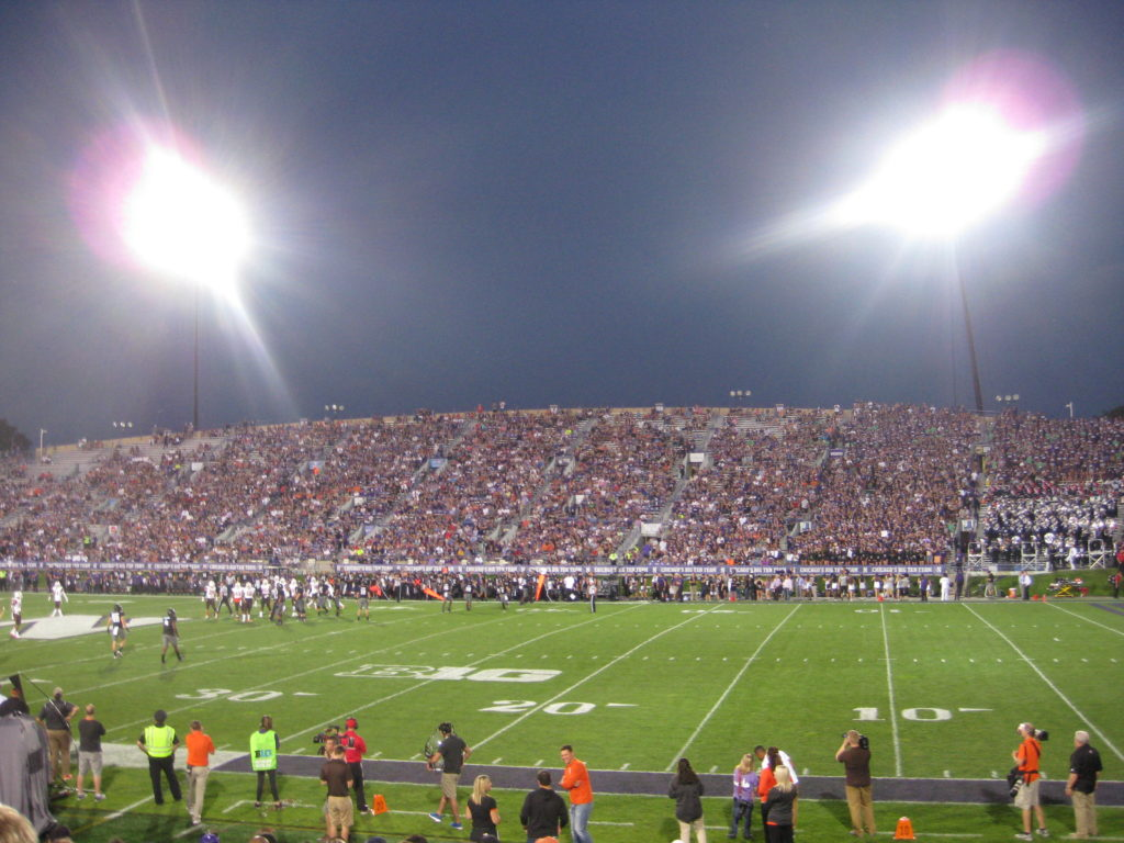 Northwestern University Bowling Green College Football