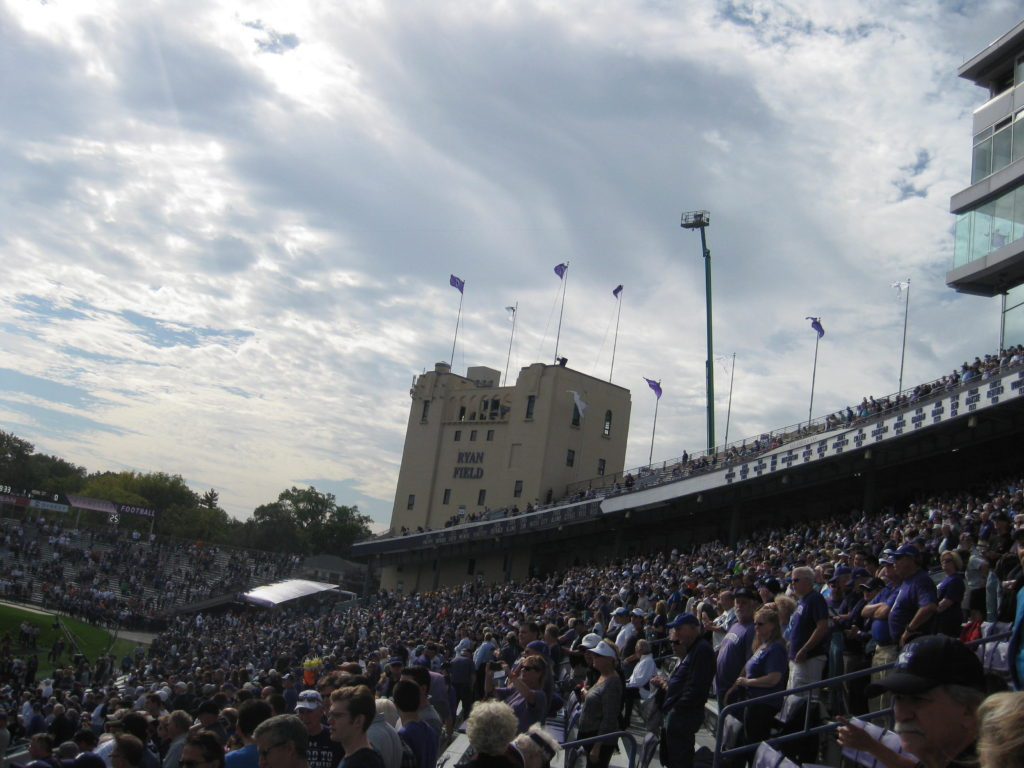 Northwestern Ryan Field
