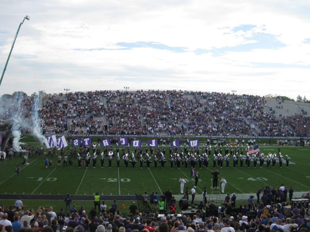 Northwestern Wildcats Ryan Field