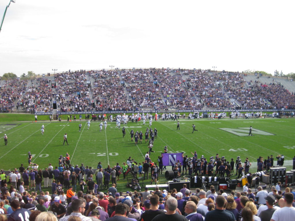Northwestern Penn State Football