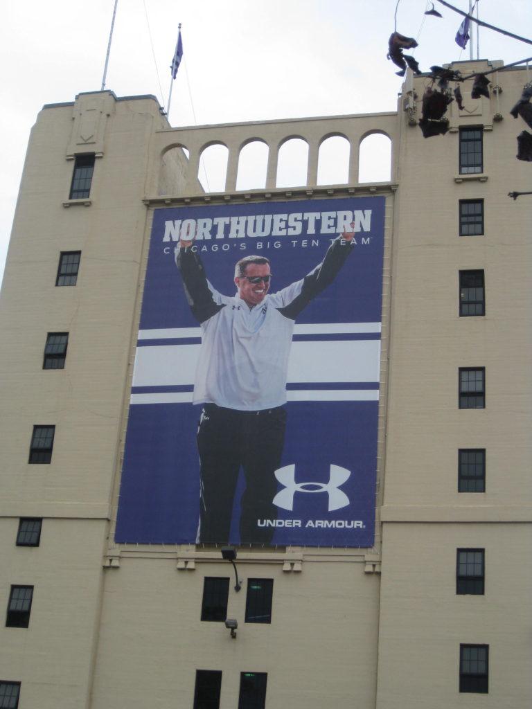 Northwestern Fitzgerald Banner 2017