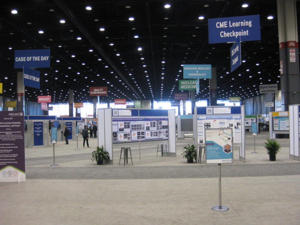 IMG 2680 1024x768 - Radiological Society of North America (RSNA) Meeting in Chicago, IL, in 2017, at McCormick Place