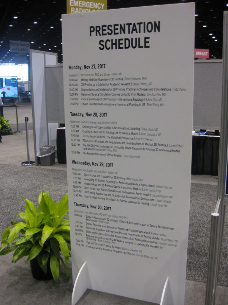 IMG 2705 e1512016411118 768x1024 - Radiological Society of North America (RSNA) Meeting in Chicago, IL, in 2017, at McCormick Place