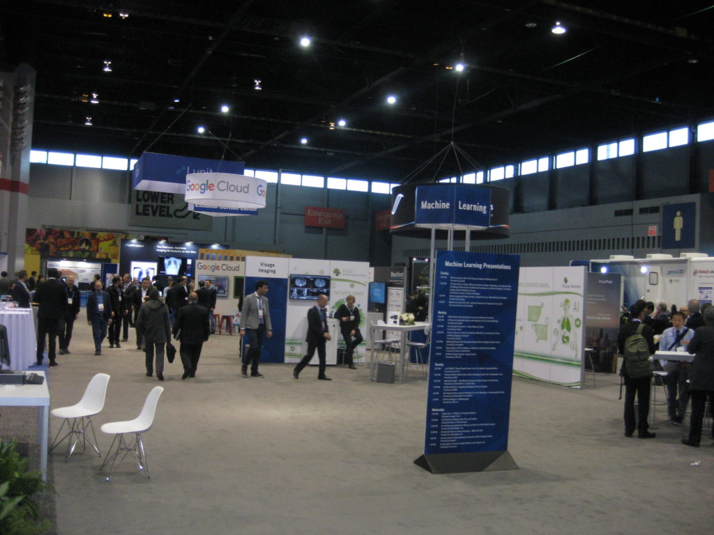 IMG 2730 1024x768 - Radiological Society of North America (RSNA) Meeting in Chicago, IL, in 2017, at McCormick Place