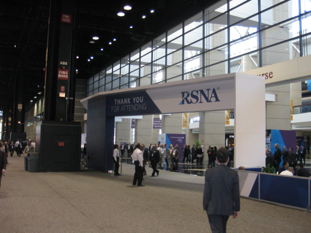 IMG 2758 1024x768 - Radiological Society of North America (RSNA) Meeting in Chicago, IL, in 2017, at McCormick Place