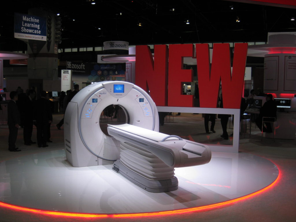 IMG 2768 1024x768 - Radiological Society of North America (RSNA) Meeting in Chicago, IL, in 2017, at McCormick Place