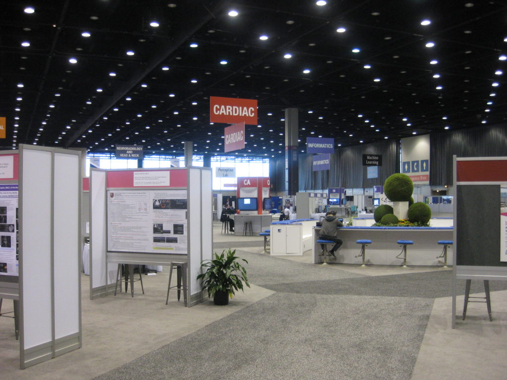 IMG 2779 1024x768 - Radiological Society of North America (RSNA) Meeting in Chicago, IL, in 2017, at McCormick Place