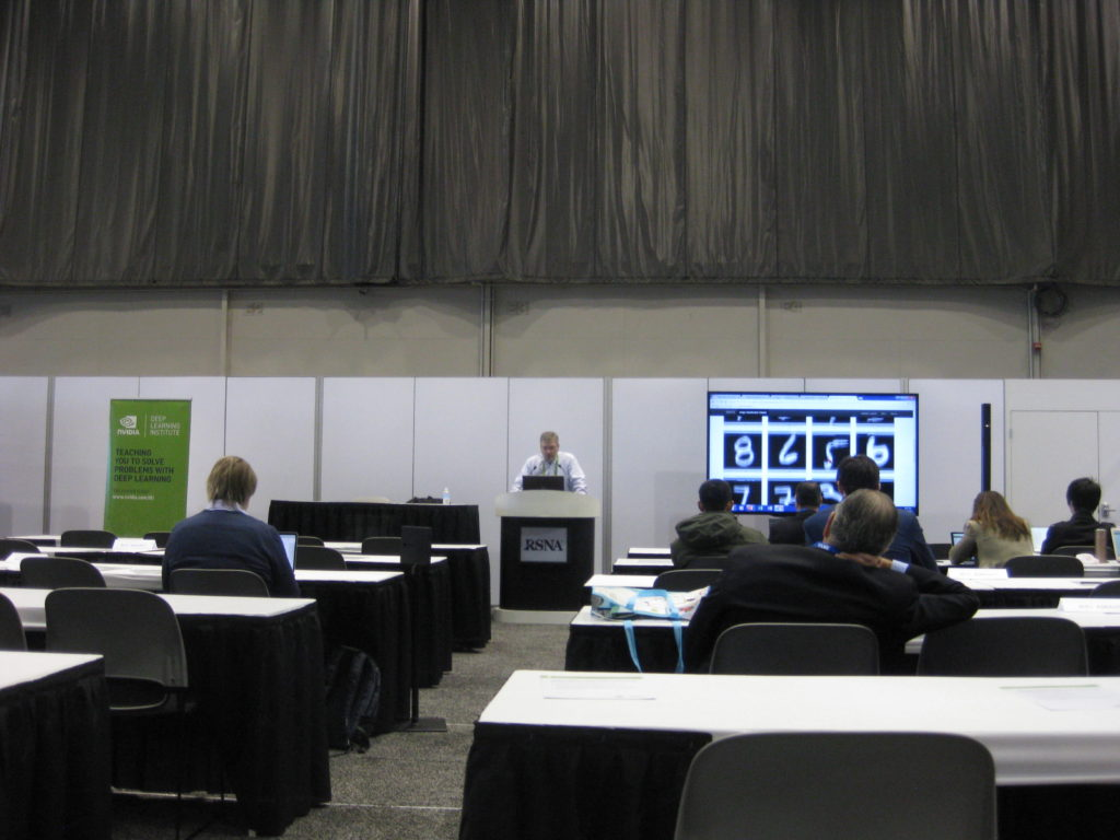 IMG 2783 1024x768 - Radiological Society of North America (RSNA) Meeting in Chicago, IL, in 2017, at McCormick Place