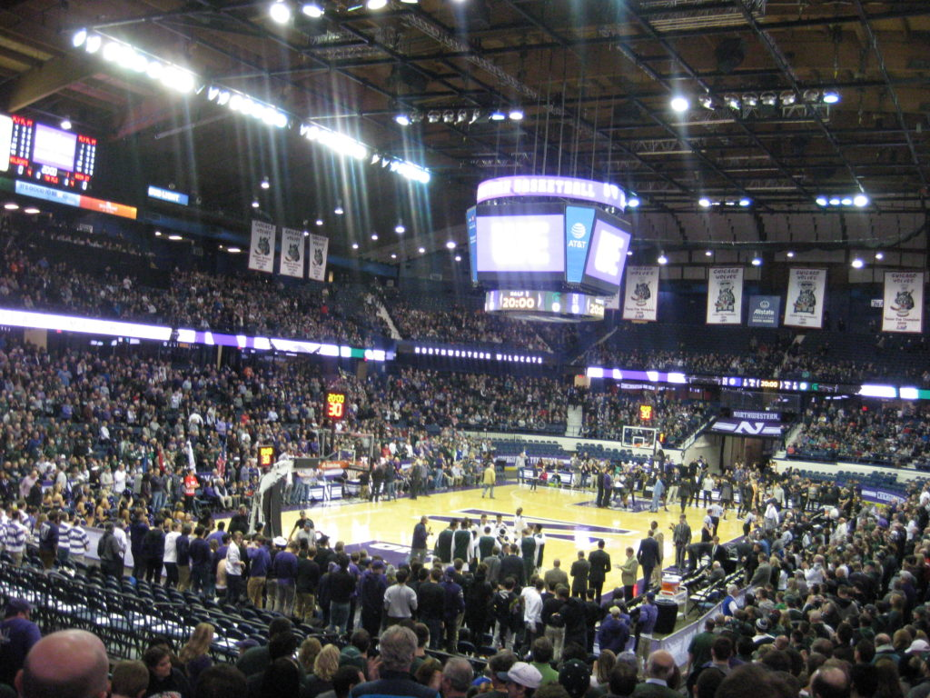 Northwestern Michigan State basketball