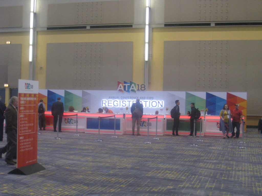IMG 2979 1024x768 - American Telemedicine Association 2018 Conference (ATA18), in Chicago, Illinois, at McCormick Place