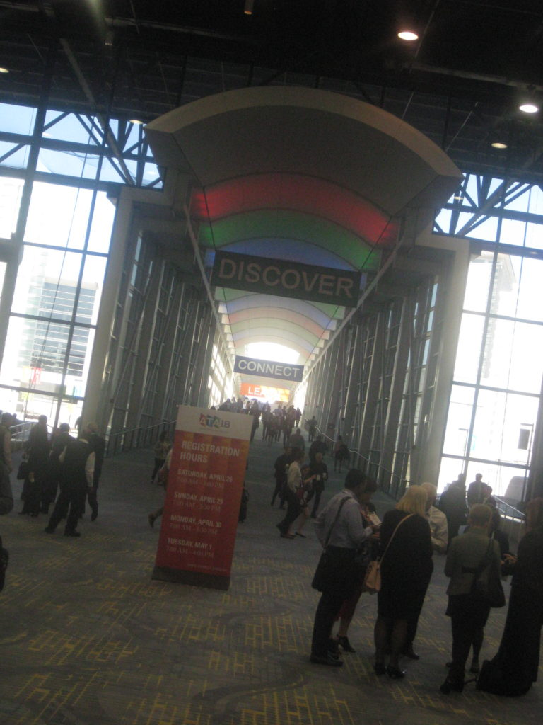 IMG 2980 e1525140392730 768x1024 - American Telemedicine Association 2018 Conference (ATA18), in Chicago, Illinois, at McCormick Place