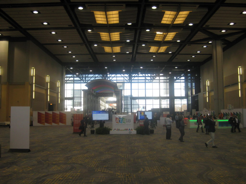 IMG 2984 1024x768 - American Telemedicine Association 2018 Conference (ATA18), in Chicago, Illinois, at McCormick Place