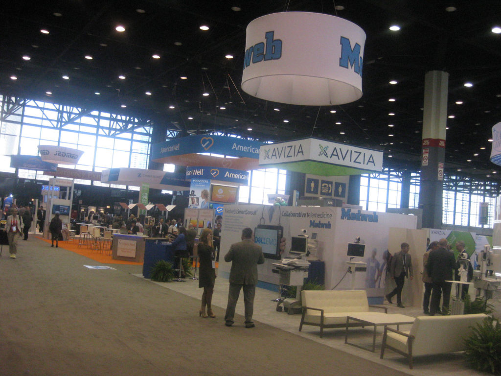 IMG 2986 1024x768 - American Telemedicine Association 2018 Conference (ATA18), in Chicago, Illinois, at McCormick Place