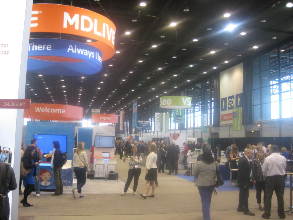 IMG 2995 1024x768 - American Telemedicine Association 2018 Conference (ATA18), in Chicago, Illinois, at McCormick Place