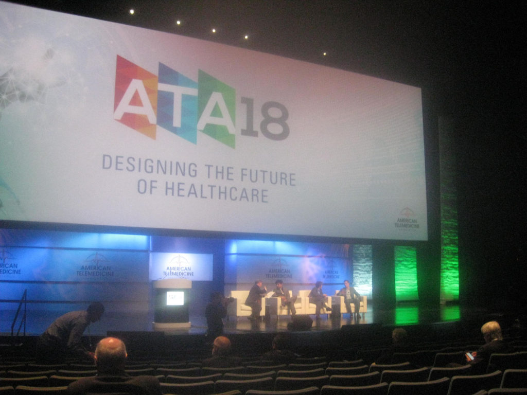IMG 3012 1024x768 - American Telemedicine Association 2018 Conference (ATA18), in Chicago, Illinois, at McCormick Place