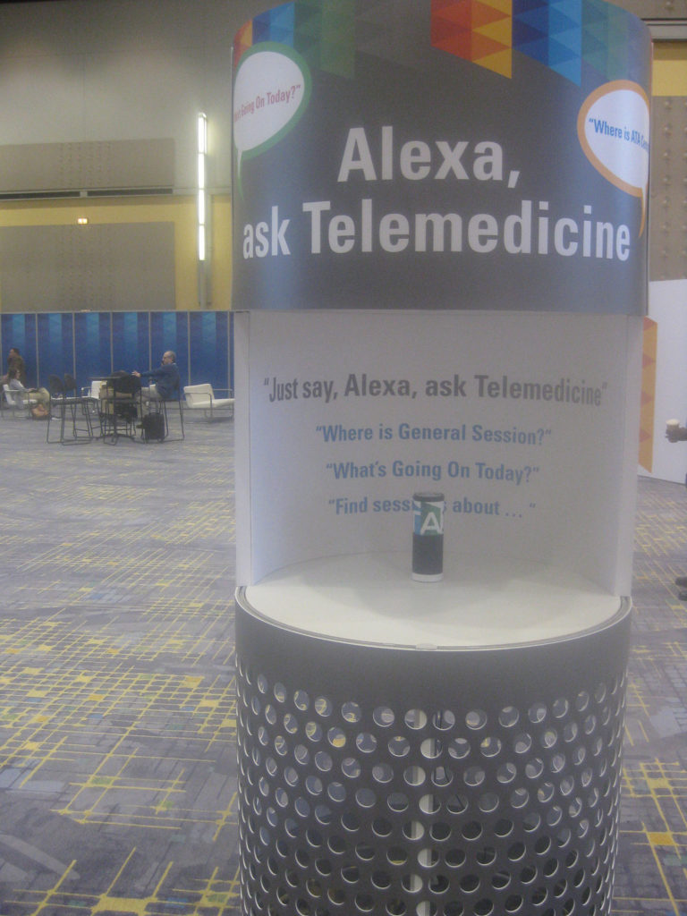 IMG 3019 768x1024 - American Telemedicine Association 2018 Conference (ATA18), in Chicago, Illinois, at McCormick Place
