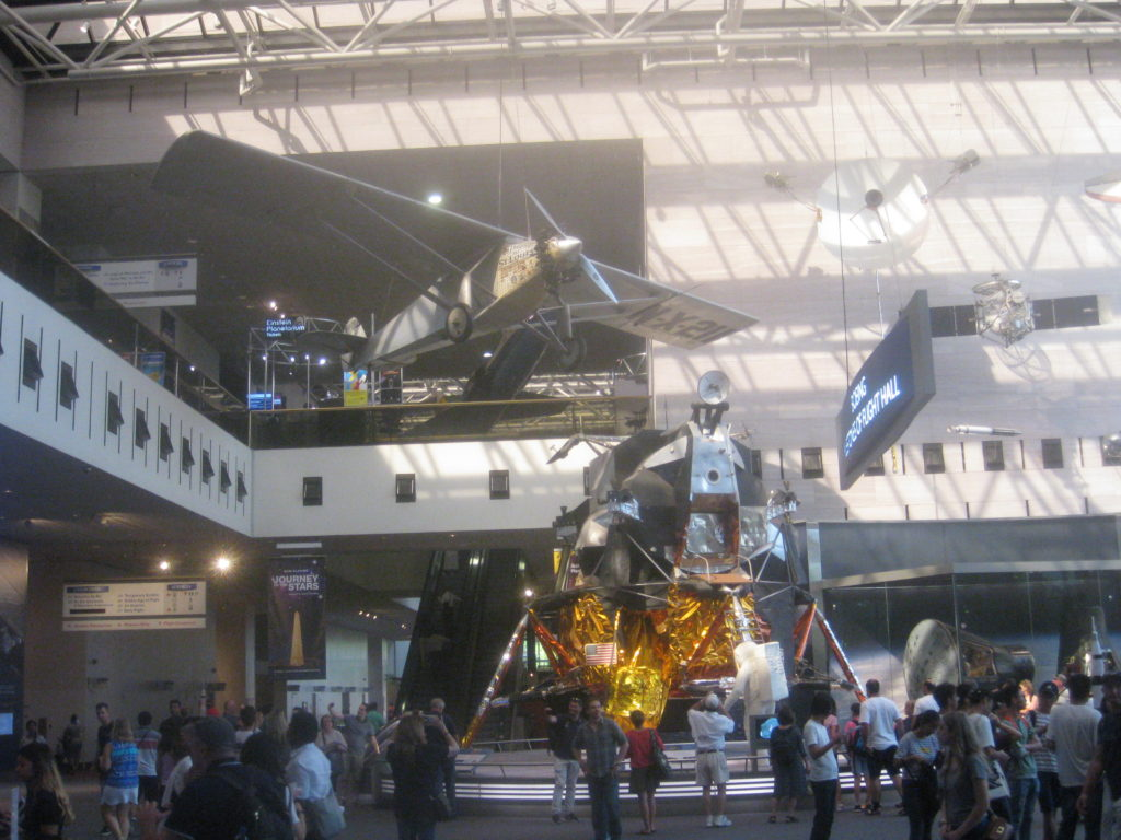 National Air and Space Museum Hall