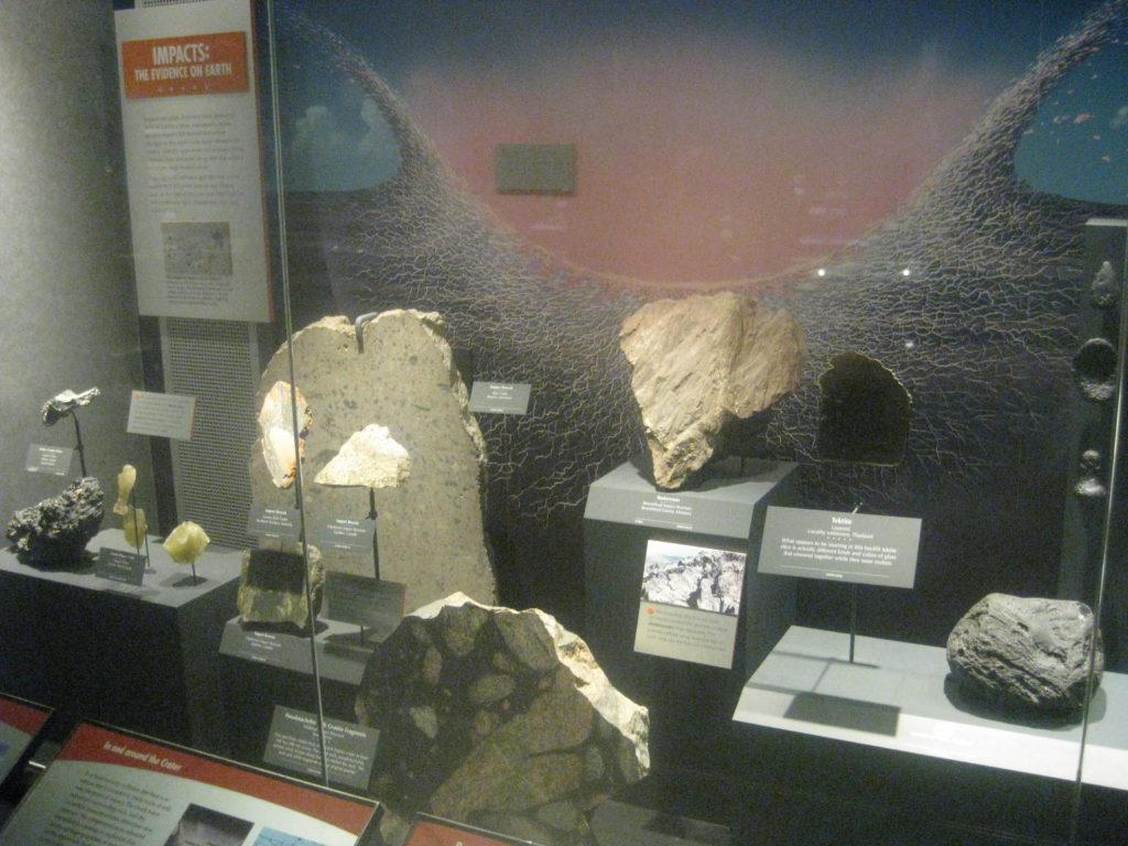 National Museum of Natural History Rocks