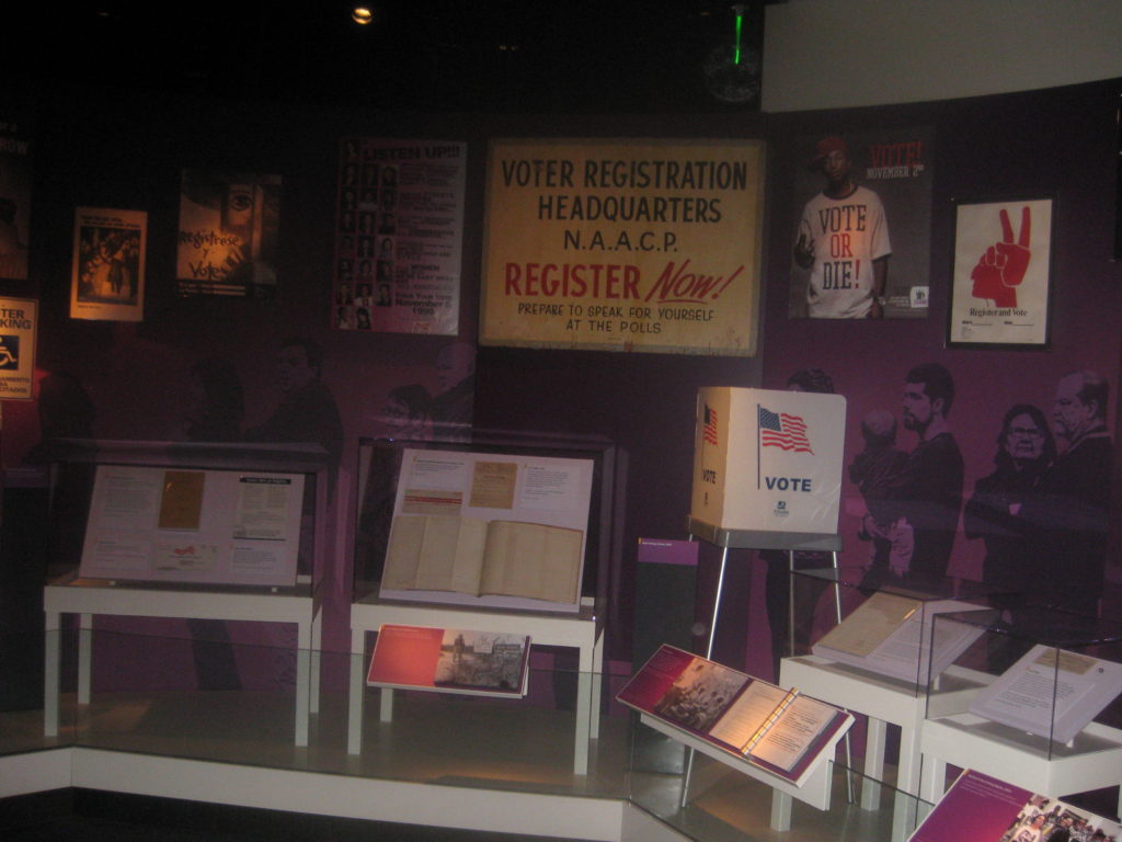 National Museum of American History Vote