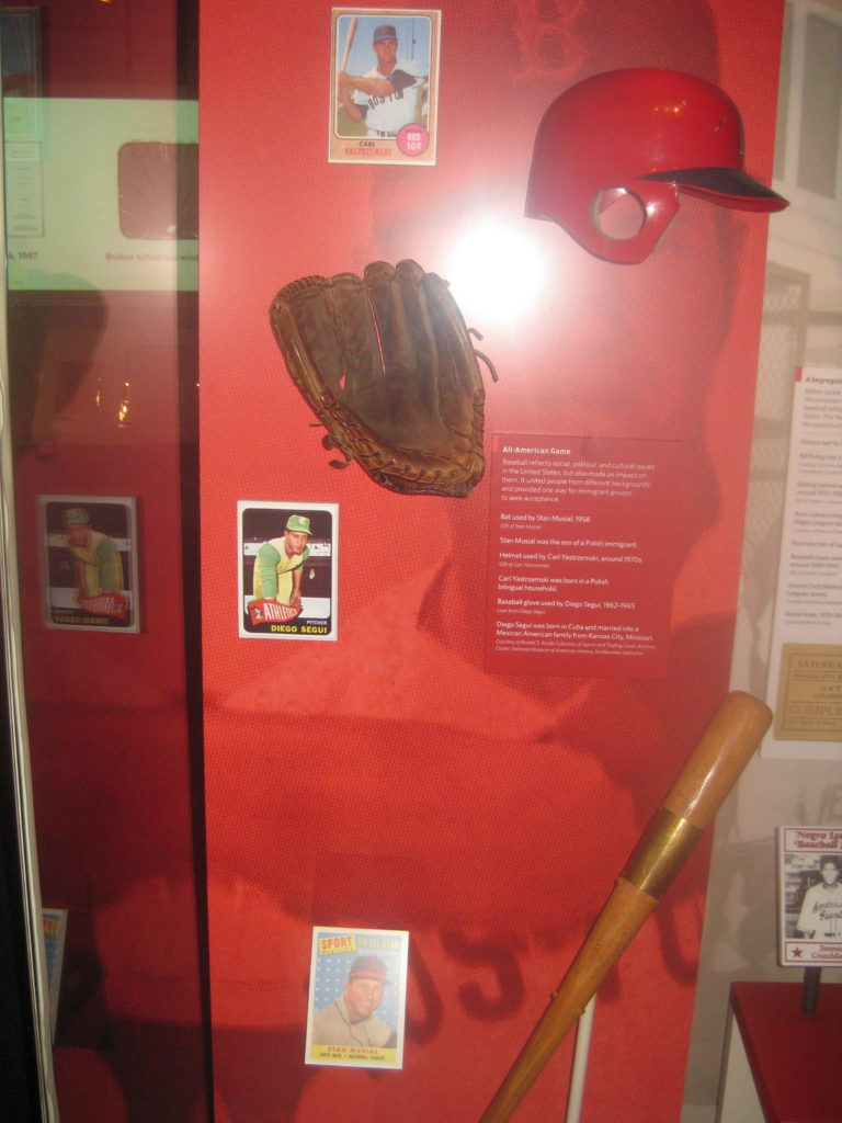 National Museum of American History Baseball