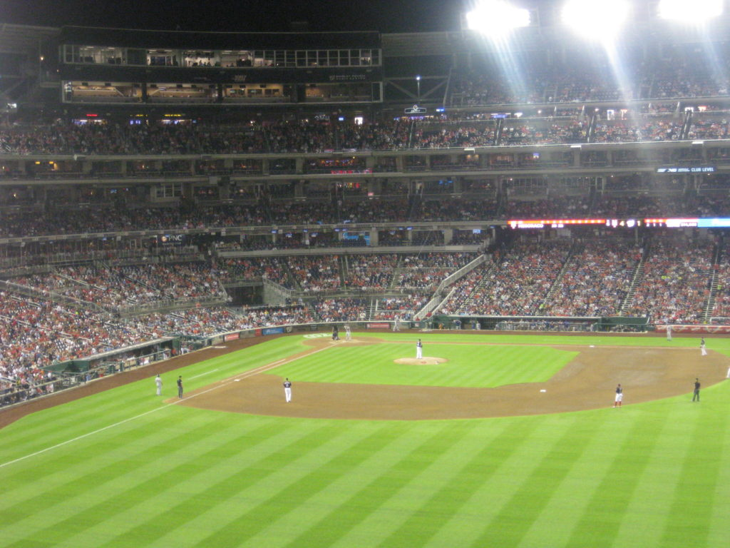 Infield_Washington_Nationals_Park