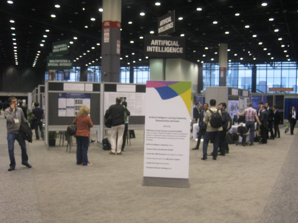 IMG 3238 1024x768 - Radiological Society of North America (RSNA) Meeting in Chicago, IL, in 2018, at McCormick Place