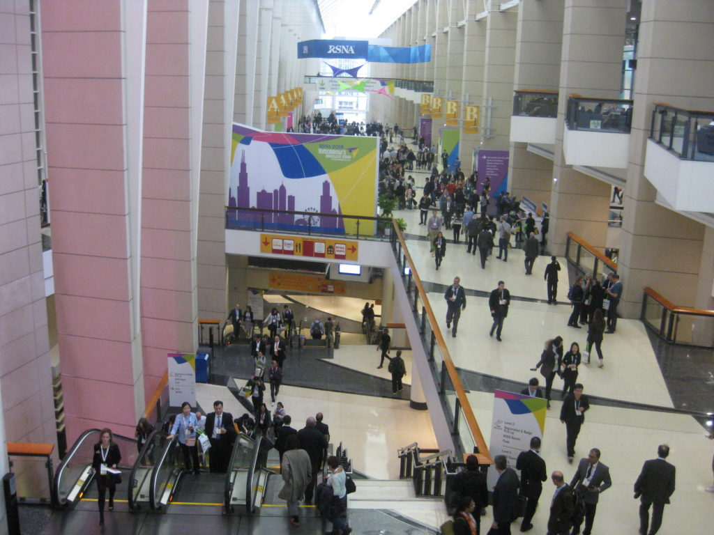 IMG 3248 1024x768 - Radiological Society of North America (RSNA) Meeting in Chicago, IL, in 2018, at McCormick Place