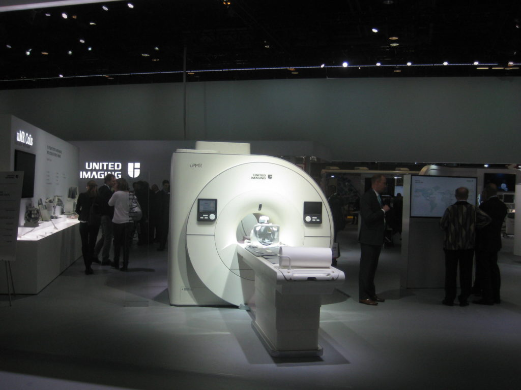 IMG 3256 1024x768 - Radiological Society of North America (RSNA) Meeting in Chicago, IL, in 2018, at McCormick Place