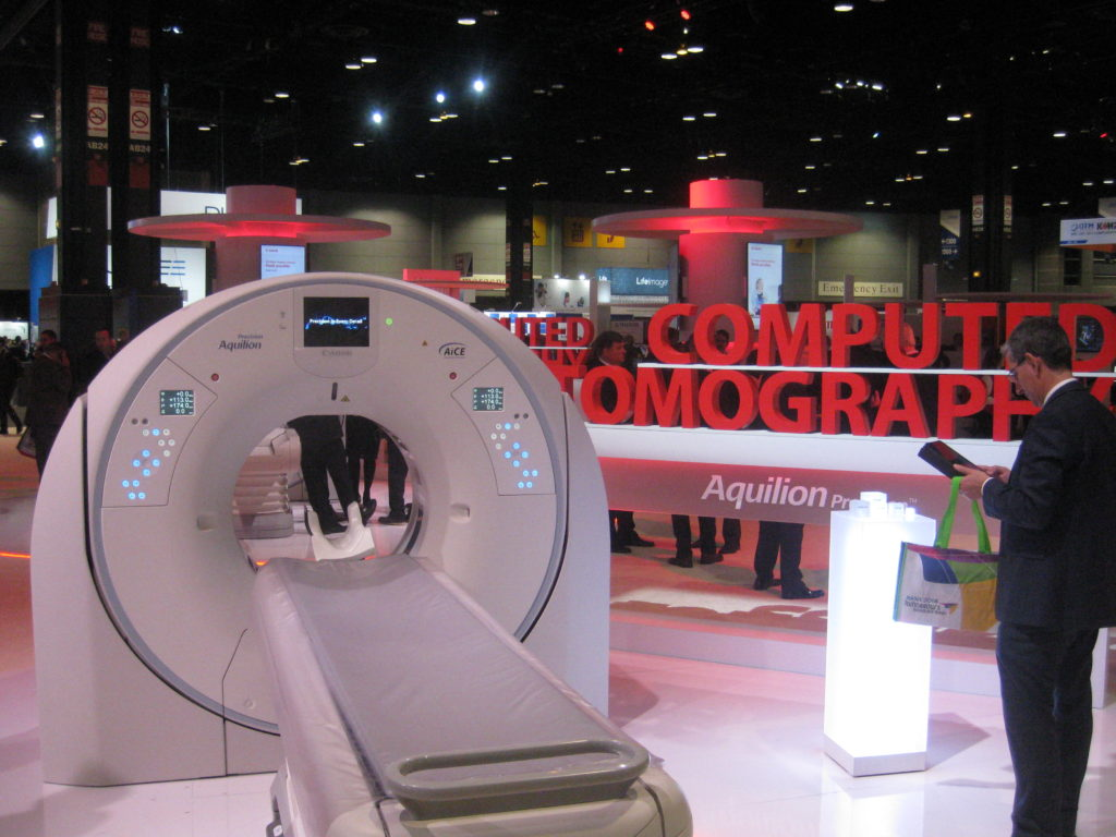 IMG 3266 1024x768 - Radiological Society of North America (RSNA) Meeting in Chicago, IL, in 2018, at McCormick Place
