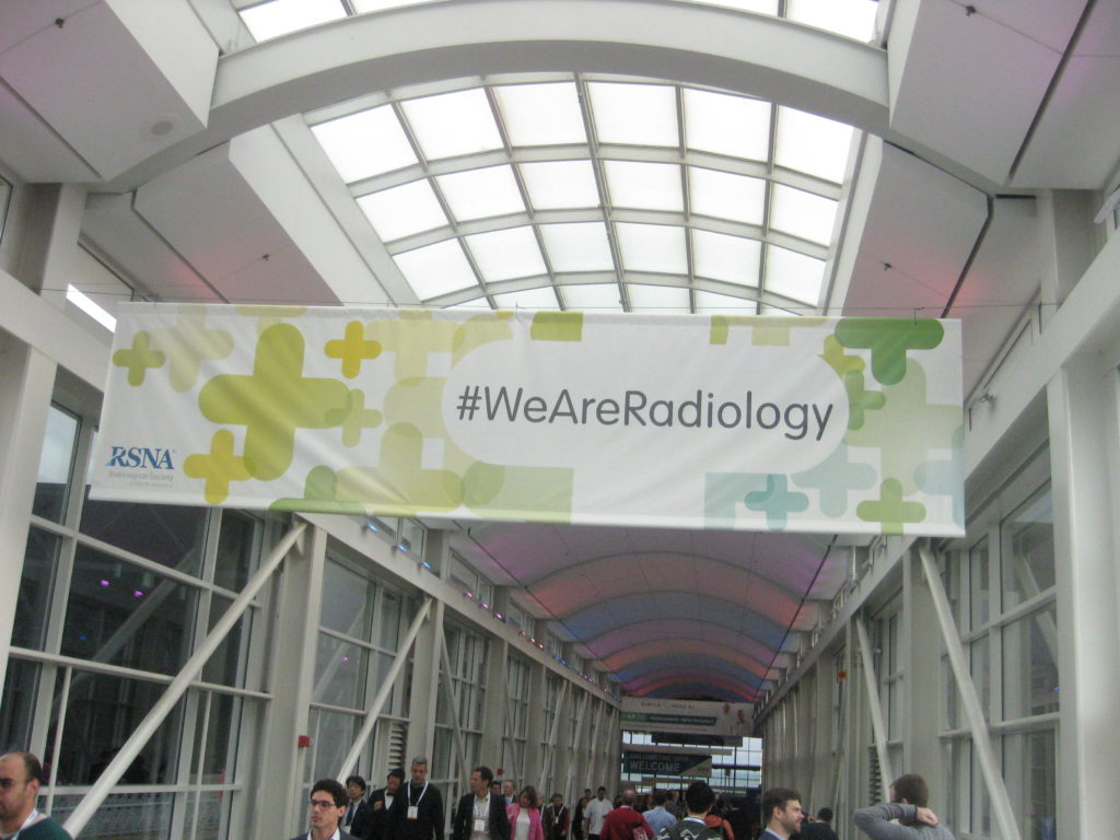 IMG 4409 1024x768 - Radiological Society of North America (RSNA) Meeting in Chicago, IL, in 2019, at McCormick Place