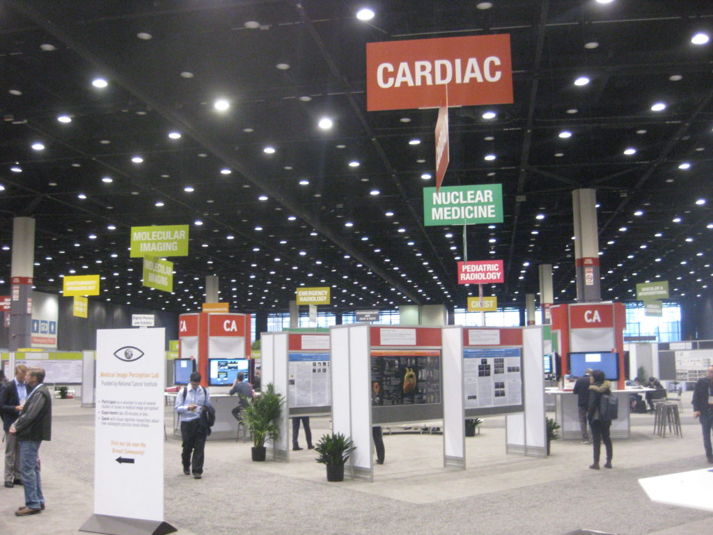 IMG 4413 1 1024x768 - Radiological Society of North America (RSNA) Meeting in Chicago, IL, in 2019, at McCormick Place