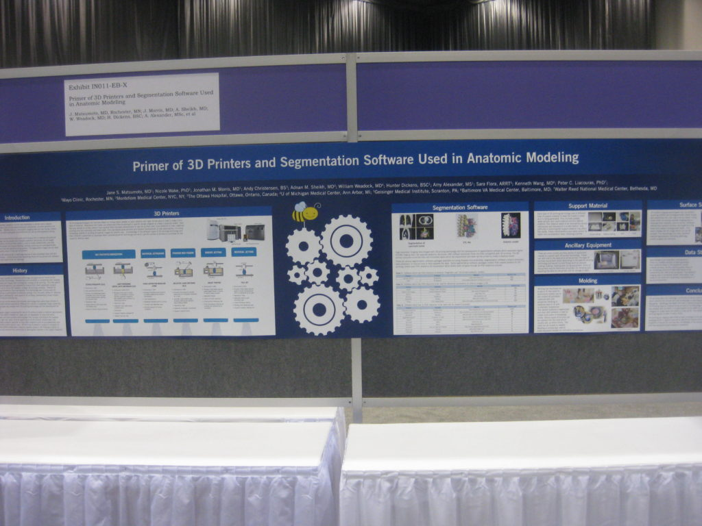 IMG 4414 1024x768 - Radiological Society of North America (RSNA) Meeting in Chicago, IL, in 2019, at McCormick Place