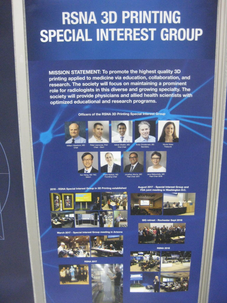 IMG 4427 768x1024 - Radiological Society of North America (RSNA) Meeting in Chicago, IL, in 2019, at McCormick Place