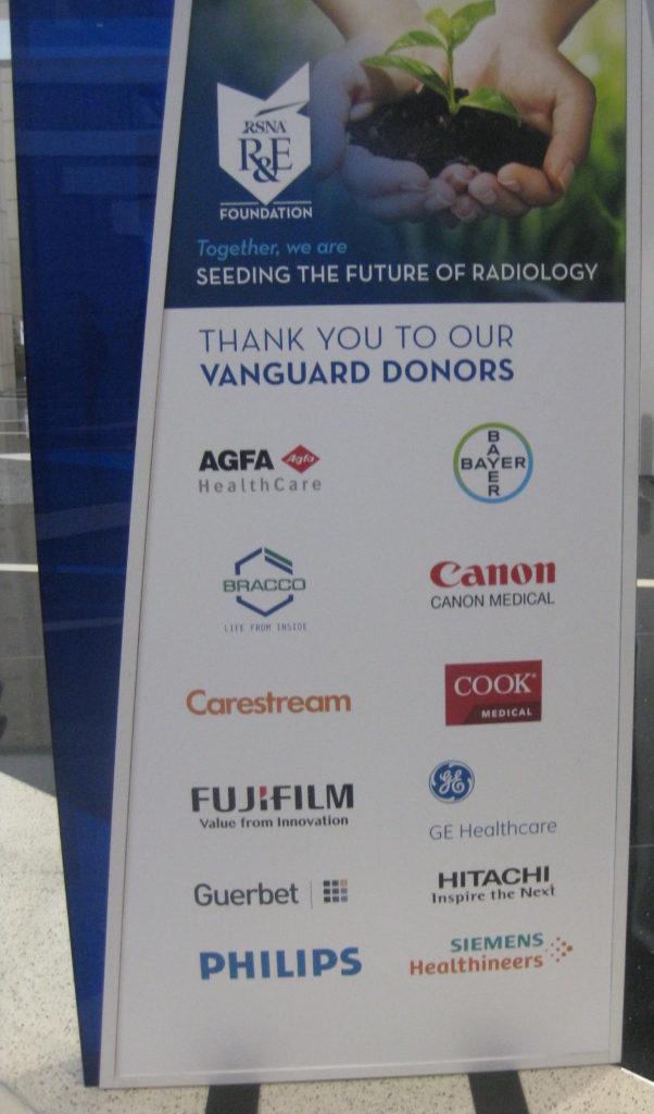 IMG 4438 edit 602x1024 - Radiological Society of North America (RSNA) Meeting in Chicago, IL, in 2019, at McCormick Place