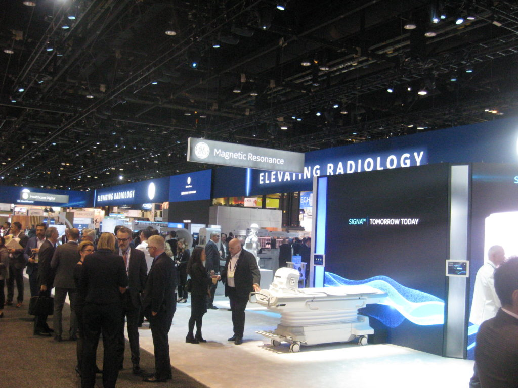 IMG 4452 1024x768 - Radiological Society of North America (RSNA) Meeting in Chicago, IL, in 2019, at McCormick Place