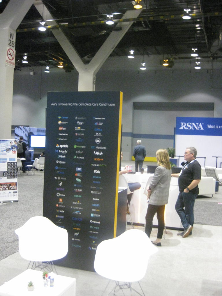 IMG 4472 768x1024 - Radiological Society of North America (RSNA) Meeting in Chicago, IL, in 2019, at McCormick Place