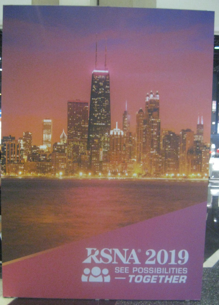 IMG 4503 edit 734x1024 - Radiological Society of North America (RSNA) Meeting in Chicago, IL, in 2019, at McCormick Place