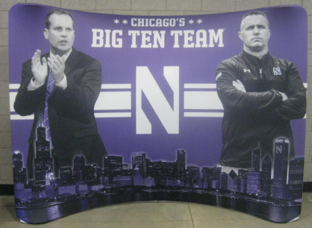 chris collins pat fitzgerald northwestern chicago big ten 1024x748 - Nebraska vs Northwestern Basketball at Welsh-Ryan Arena 2020